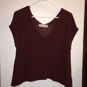 Project social T from Urban Outfitters sweater top
